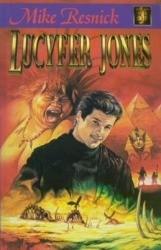 Okładka książki Lucyfer Jones