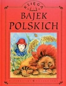 Okładka książki Księga bajek polskich