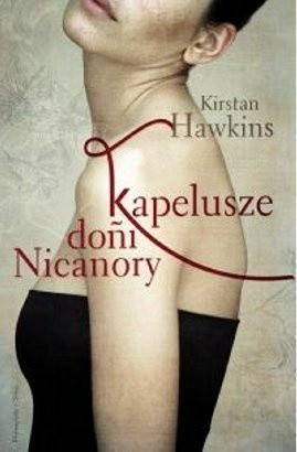 Okładka książki Kapelusze doñi Nicanory