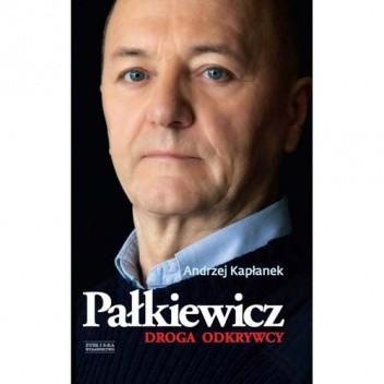 Okładka książki Pałkiewicz - Droga Odkrywcy