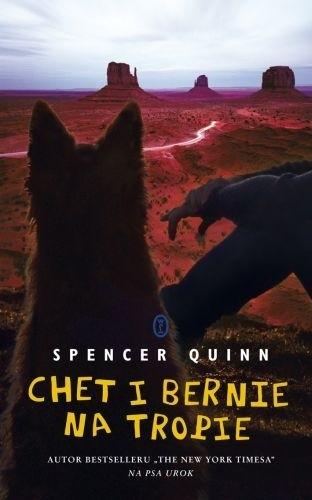 Okładka książki Chet i Bernie na tropie