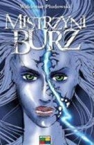 Okładka książki Mistrzyni Burz
