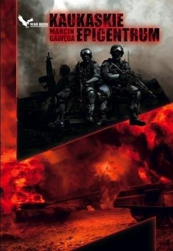 Okładka książki Kaukaskie Epicentrum
