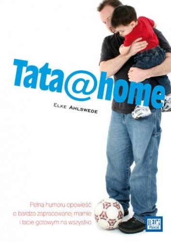 Okładka książki Tata@home