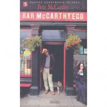 Okładka książki Bar McCarthy'ego