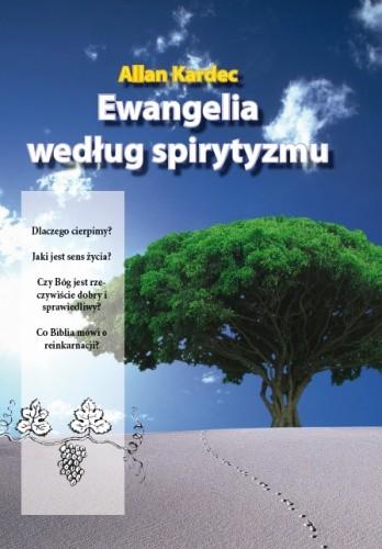 Okładka książki Ewangelia według spirytyzmu