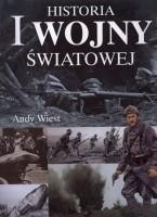 Okładka książki Historia I wojny światowej