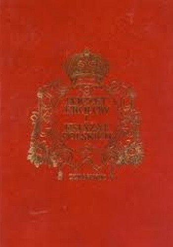 Okładka książki Poczet królów i książąt polskich