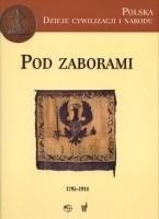 Okładka książki Pod zaborami (1795-1914)