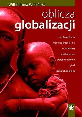 Okładka książki Oblicza globalizacji