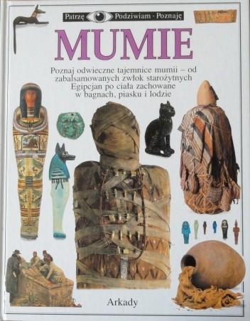 Okładka książki Mumie