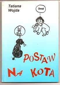 Okładka książki Postaw na kota