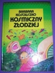 Okładka książki Kosmiczny złodziej