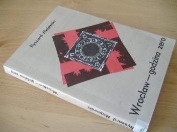 Okładka książki Wrocław - godzina zero
