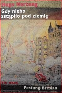 Okładka książki Gdy niebo zstąpiło pod ziemię