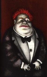 Okładka książki Wizerunek człowieka rudego