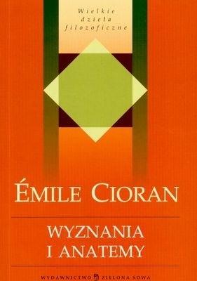 Okładka książki Wyznania i anatemy