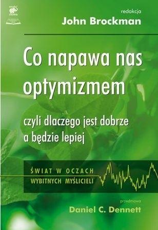 Okładka książki Co napawa nas optymizmem?