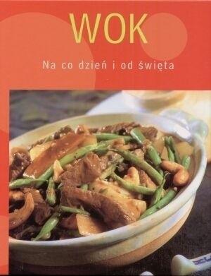 Okładka książki Wok
