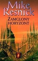 Okładka książki Zamglony horyzont