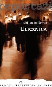 Okładka książki Ulicznica