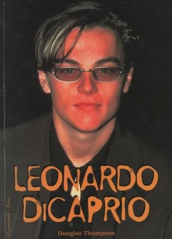 Okładka książki Leonardo DiCaprio