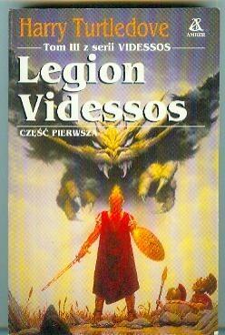 Okładka książki Legion Videssos