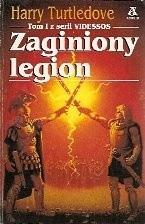 Okładka książki Zaginiony legion