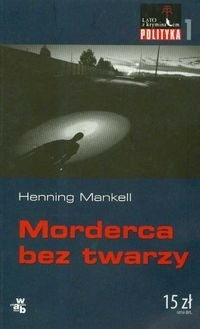 Okładka książki Morderca bez twarzy