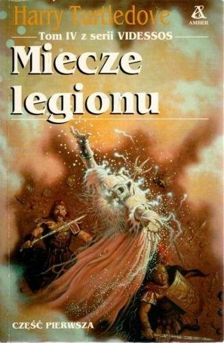 Okładka książki Miecze legionu