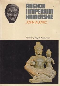 Okładka książki Angkor i imperium khmerskie