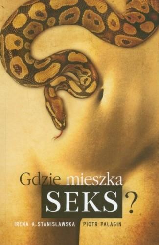 Okładka książki Gdzie mieszka seks?