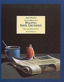 Okładka książki Maleńki Król Grudzień