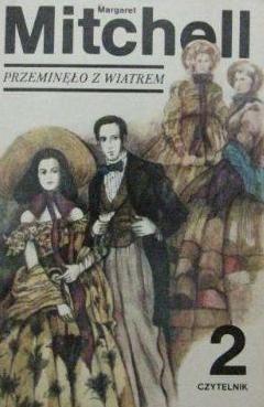 Okładka książki Przeminęło z wiatrem - t. 2