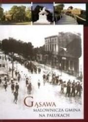 Okładka książki Gąsawa. Malownicza Gmina na Pałukach