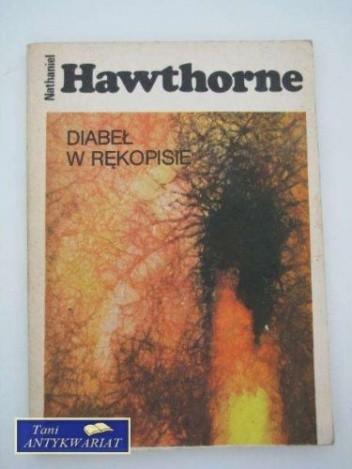 Okładka książki Diabeł w rękopisie