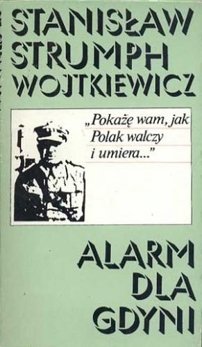 Okładka książki Alarm dla Gdyni