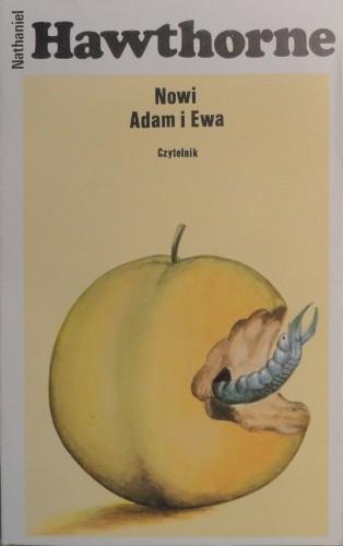 Okładka książki Nowi Adam i Ewa