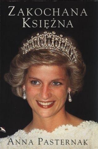 Okładka książki Zakochana księżna