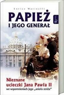 Okładka książki Papież i jego generał