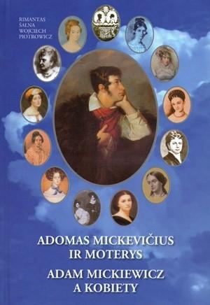 Okładka książki Adam Mickiewicz a kobiety