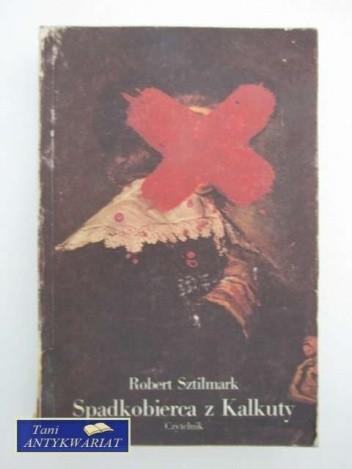 Okładka książki Spadkobierca z Kalkuty