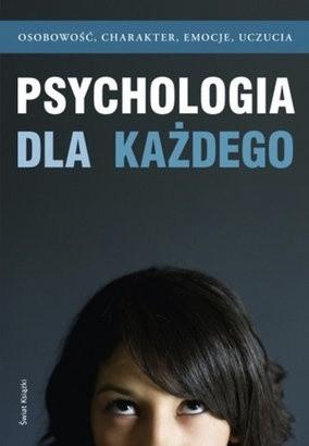 Okładka książki Psychologia dla każdego