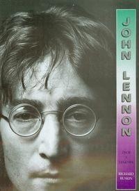 Okładka książki John Lennon. Życie i legenda
