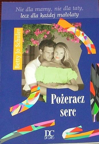 Okładka książki Pożeracz Serc