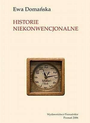 Okładka książki Historie niekonwencjonalne