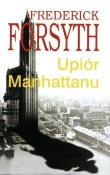 Okładka książki Upiór Manhattanu