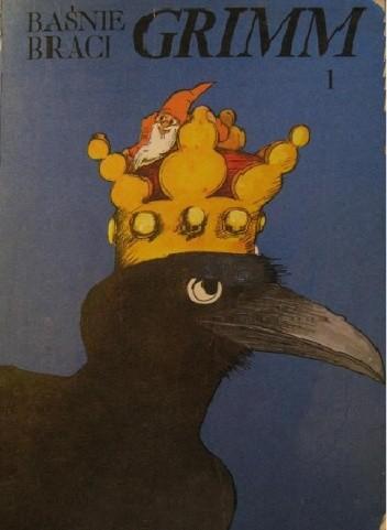 Okładka książki Baśnie braci Grimm 1