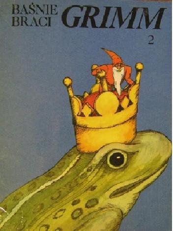 Okładka książki Baśnie braci Grimm 2