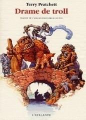 Okładka książki Trollowy Most